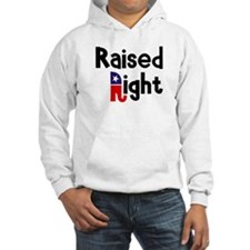 Raised Right 1 Hoodie