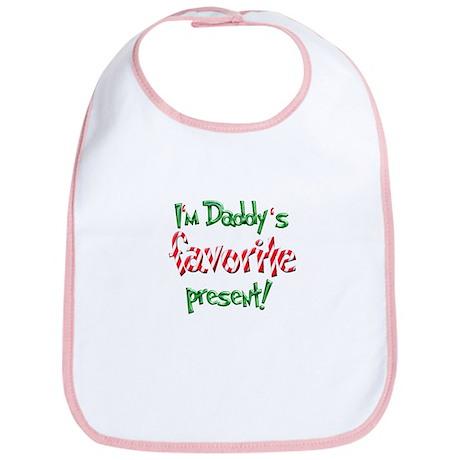 Daddy's Favorite Present Bib