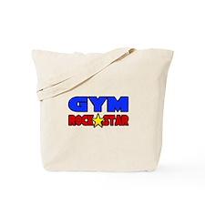 """Gym Rock Star"" Tote Bag"