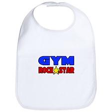 """Gym Rock Star"" Bib"
