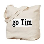 go Tim Tote Bag