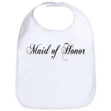 Maid of Honor Bib