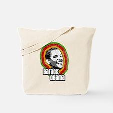 Vintage Barack Obama Tote Bag