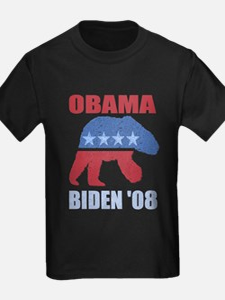 Obama Biden Polar Bear T