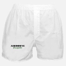 Airborne Grandfather Boxer Shorts