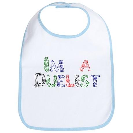 I'm a Duelist! Bib