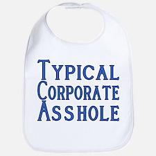 Corporate A Hole Bib