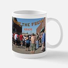 SHOOT ADAM THE FREAK Mug