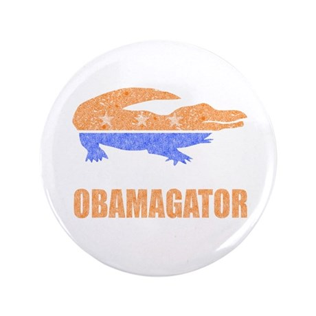 """Obamagator 3.5"""" Button (100 pack)"""