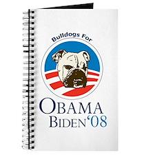Bulldogs for Obama Journal