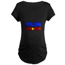 """Spelling Rock Star"" T-Shirt"