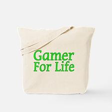 Gamer For Life Tote Bag