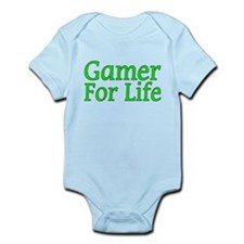 Gamer For Life Infant Bodysuit