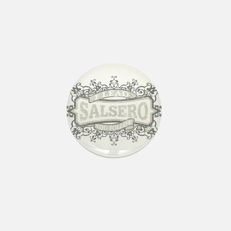 Cute Latin dancing Mini Button (10 pack)