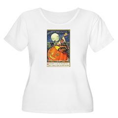 Witchcraft Halloween T-Shirt