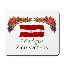 Latvia Priecigus...2 Mousepad