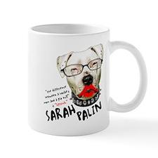 """Sarah Palin """"Pit Bull"""" - Mug"""