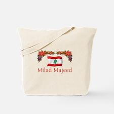 Lebanon Milad Majeed 2 Tote Bag