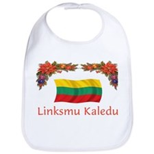 Lithuania Linksmu Kaledu 2 Bib