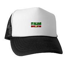 """""""Italian Rock Star"""" Trucker Hat"""