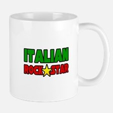 """Italian Rock Star"" Mug"