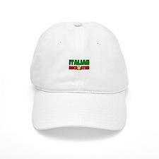 """""""Italian Rock Star"""" Baseball Cap"""