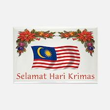 Malaysia Selamat...2 Rectangle Magnet