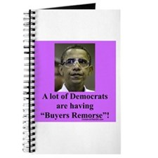 """Democrats Remorse"" Journal"