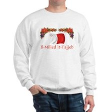 Malta Il-Milied it-Tajjeb 2 Sweatshirt