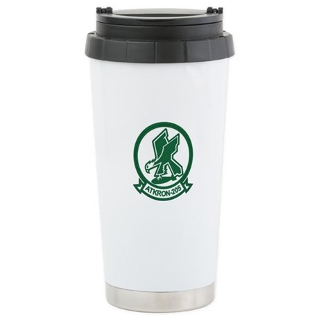 VA-205 Stainless Steel Travel Mug