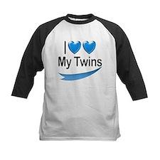 I Love My Twins Tee