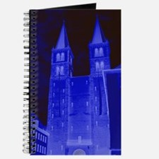 Blue Cathedral Journal