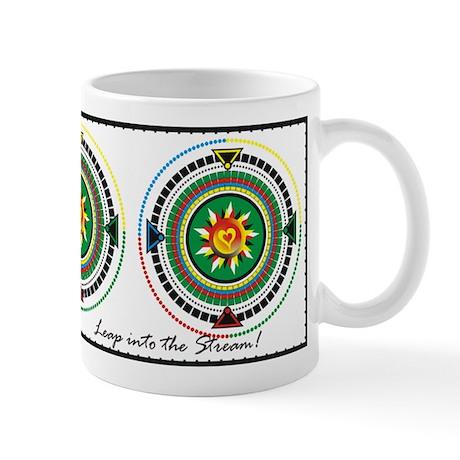 Abundance Flows Mug
