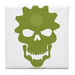 SkullCog: Tile Coaster