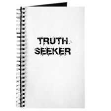 Truth Seeker T-shirts Journal