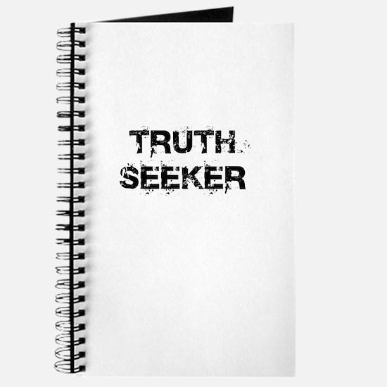 Truth Seeker T-shirts Journal