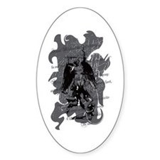 St. Michael: Protection Decal