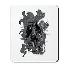 St. Michael: Protection Mousepad