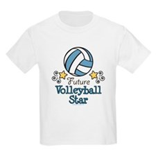 Future Volleyball Star T-Shirt