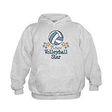 Future Volleyball Star Hoodie