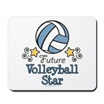 Future Volleyball Star Mousepad