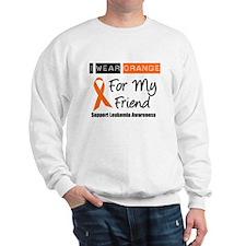 I Wear Orange For My Friend Sweater