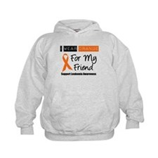 I Wear Orange For My Friend Hoodie
