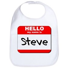 Hello my name is Steve Bib