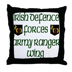 Irish Special Forces Throw Pillow