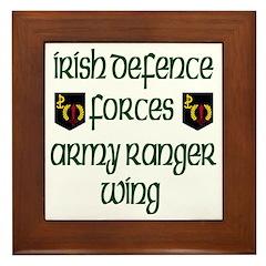 Irish Special Forces Framed Tile