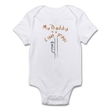 Line Drawing Infant Bodysuit