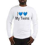 I Love My Twins Long Sleeve T-Shirt