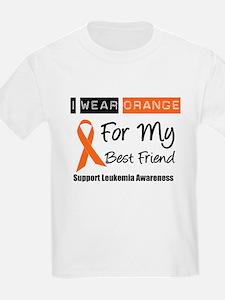 I Wear Orange Best Friend T-Shirt