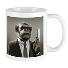 gangstaChimp Mug